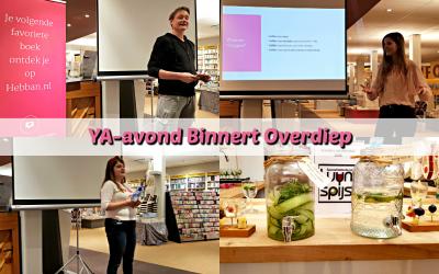 Verslag | YA-avond in Heerenveen