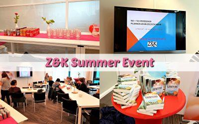 Ik was bij het Z&K Summer Event