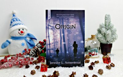 Boekrecensie | Origin – Jennifer L. Armentrout