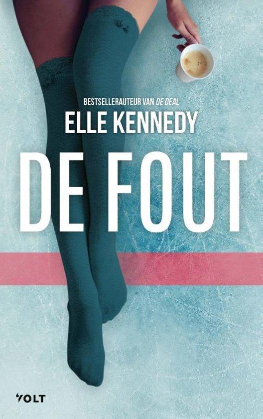 Boekrecensie | De Fout – Elle Kennedy