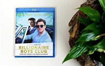 Filmrecensie | Billionaire Boys Club (2018)