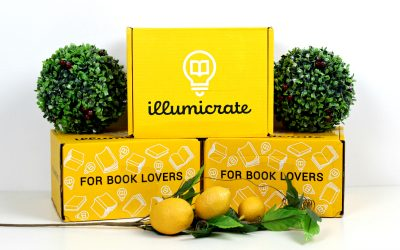 Unboxing | Illumicrate – For Book Lovers