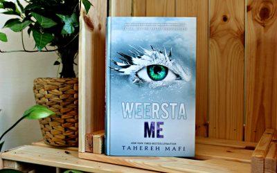 Boekrecensie   Weersta Me – Tahereh Mafi