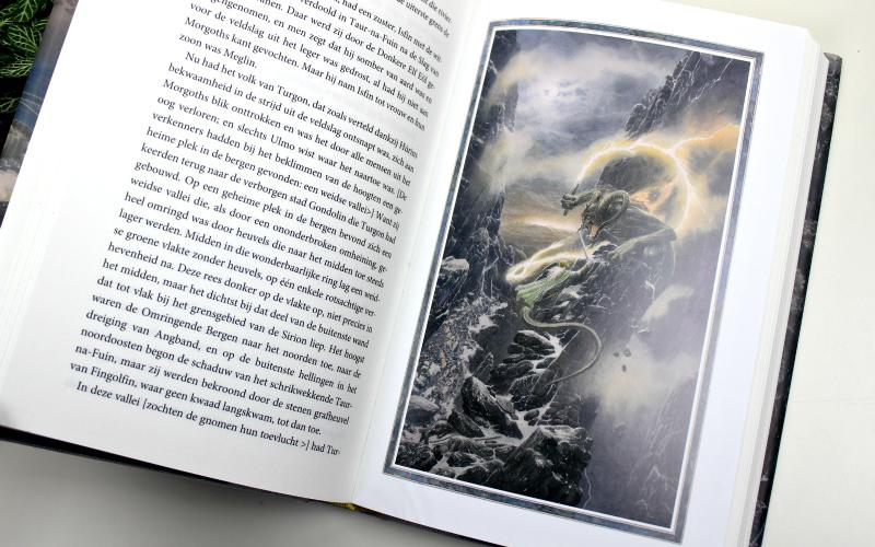 De val van Gondolin - J.R.R. Tolkien