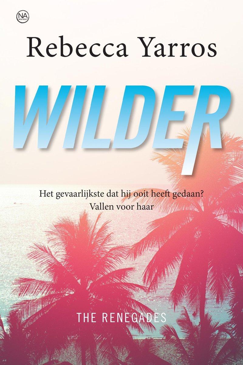 Boekrecensie | Wilder – Rebecca Yarros