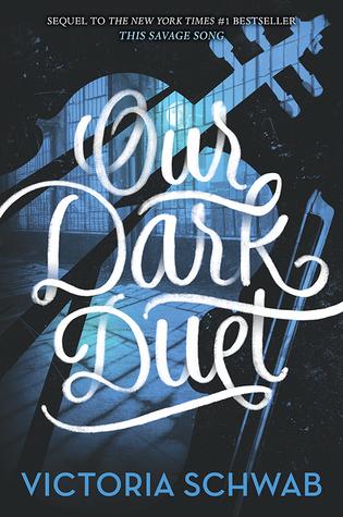 Boekrecensie | Our Dark Duet – Victoria Schwab